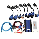 OBD2 HUB Xtruck 124032 USB Link 2 Bluetooth Interface Adapter for Truck UP to 2016