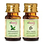 StBotanica Tea Tree Oil + Peppermint Pure Essential Oil
