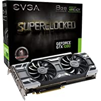Evga GeForce GTX 1080 SC GDDR5X 8GB Gaming Graphics Card + NVIDIA GIFT