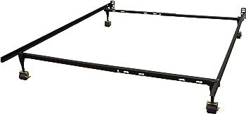 Modern Sleep Standard Adjustable Metal Bed Frame