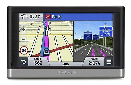 Garmin Nuvi 2547 LMT - GPS Auto écran 5 pouces - Info Trafic et cartes (24 pays) gratuits à vie