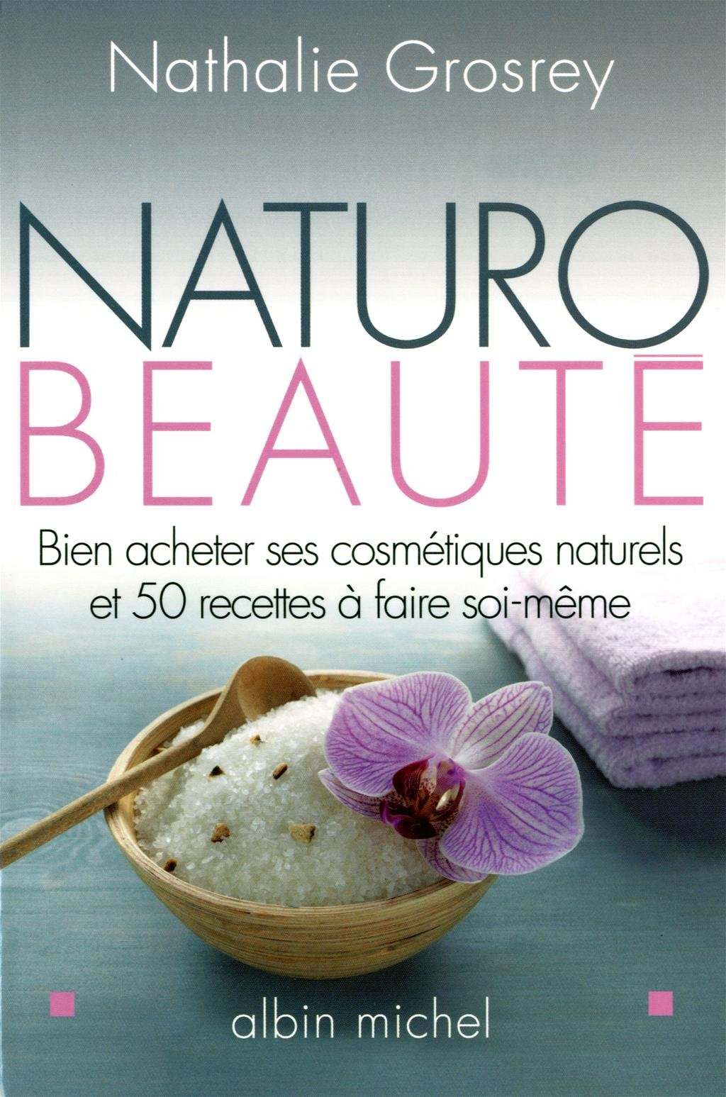Fabriquer ses produits naturels chez soi 71c18PxBu9L