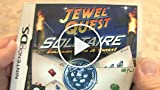 Classic Game Room - JEWEL QUEST SOLITAIRE For Nintendo DS
