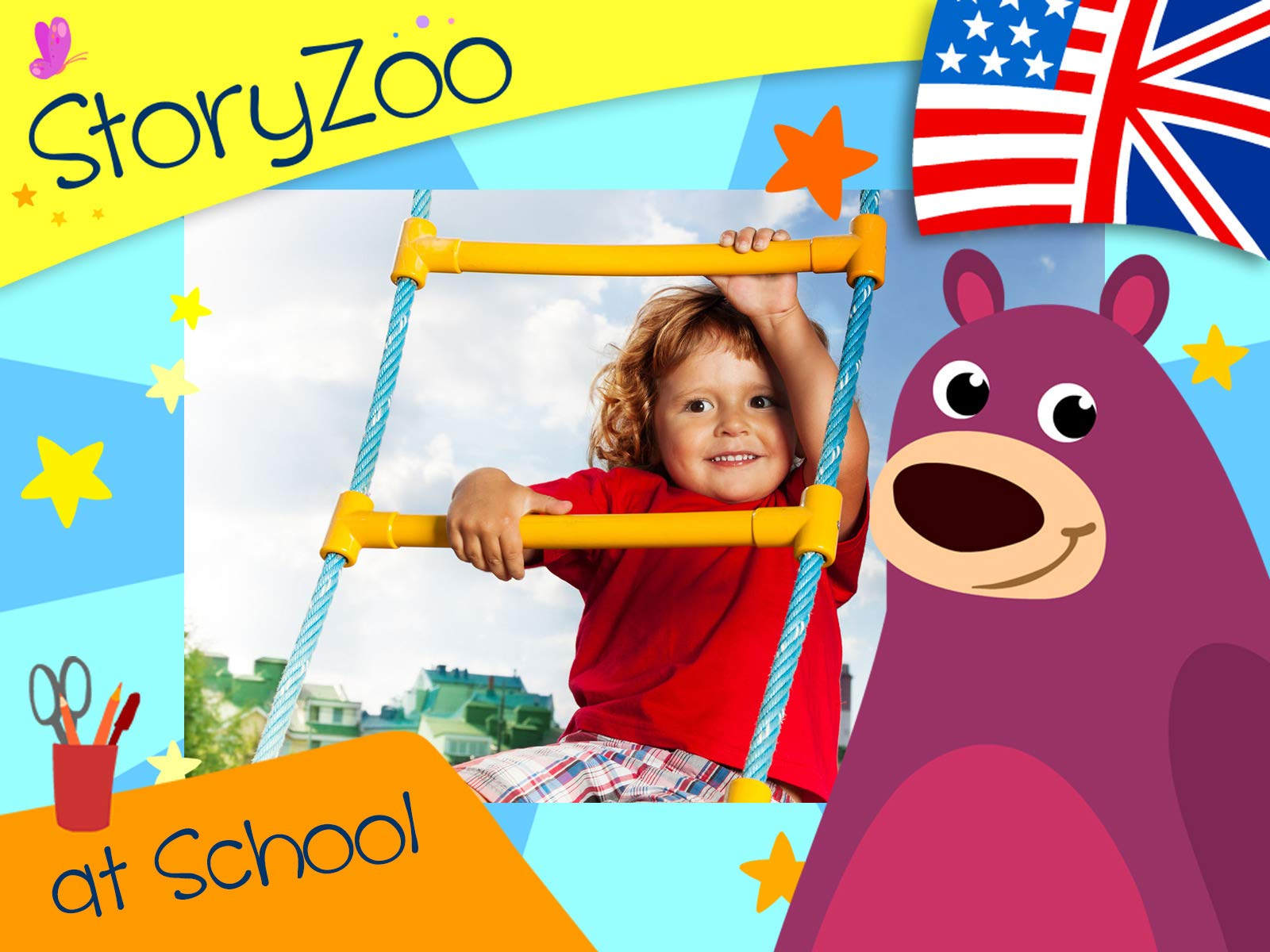 Clip: StoryZoo at school on Amazon Prime Instant Video UK