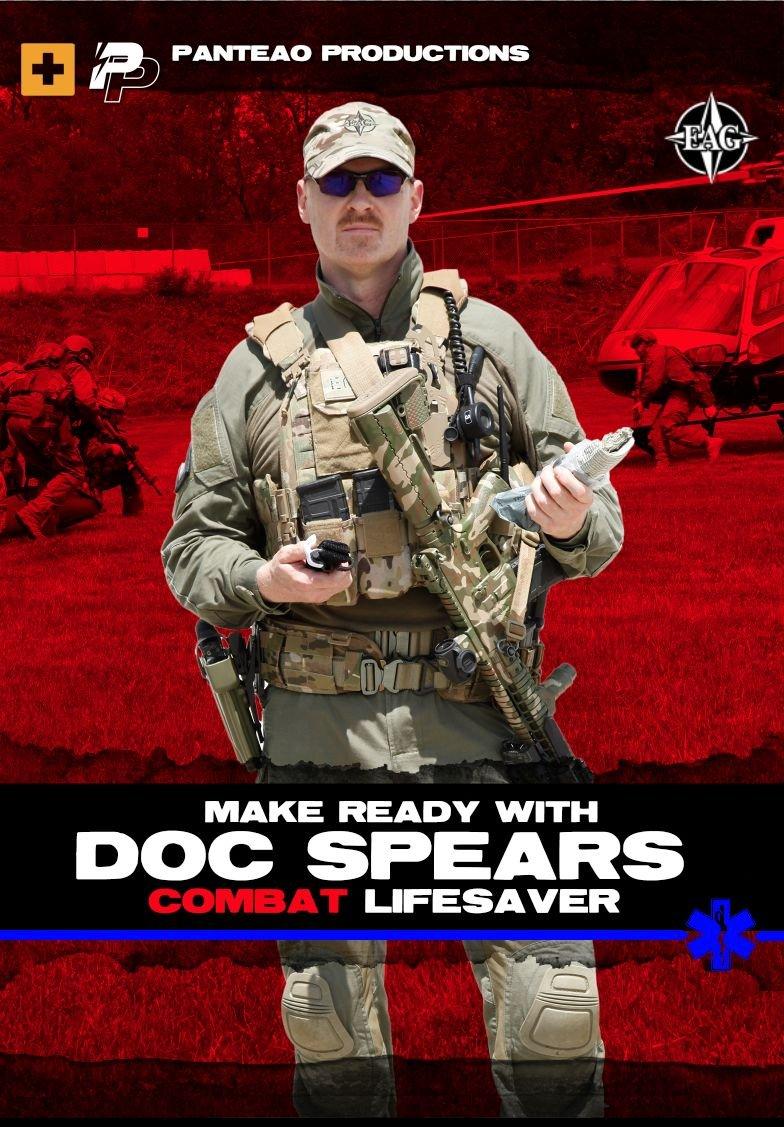 Combat Lifesaver with John Doc Spears