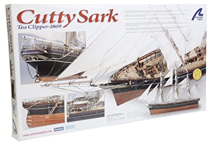 Artesania - Maquette en bois - Cutty Sark Tea Clipper