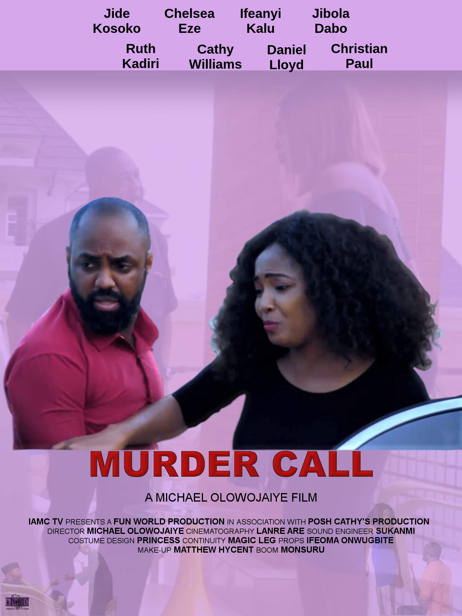 Murder Call on Amazon Prime Video UK