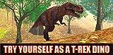 Jurassic Jungles: T-Rex Simulator