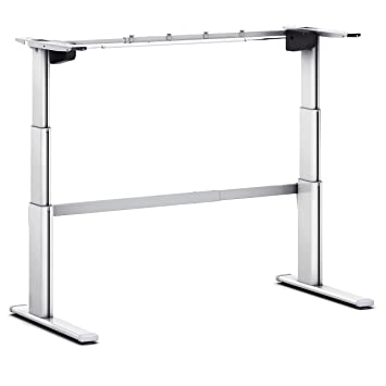 Tavolo Altezza Regolabile 630–1280mm–alluminio