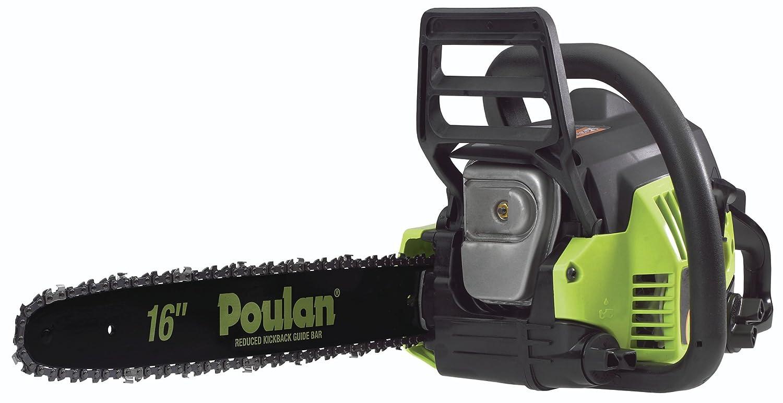 Poulan Pro Poulan 967146301 P3816 38cc Fully Assembled Chainsaw, 16-Inch