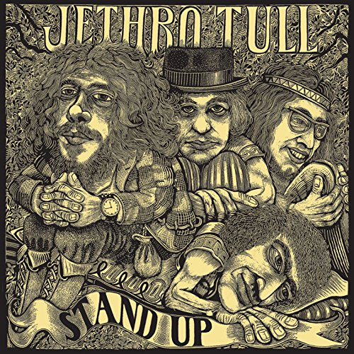 Jethro Tull - Stand Up (The Elevated Edition)(2cd/dvd) - Zortam Music