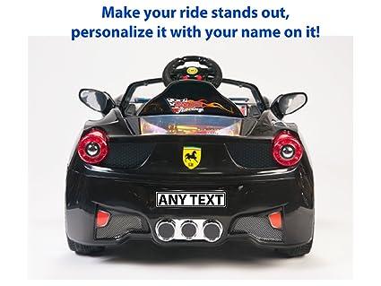 Toys Toys Ferrari Toy Car Ferrari 458 Style