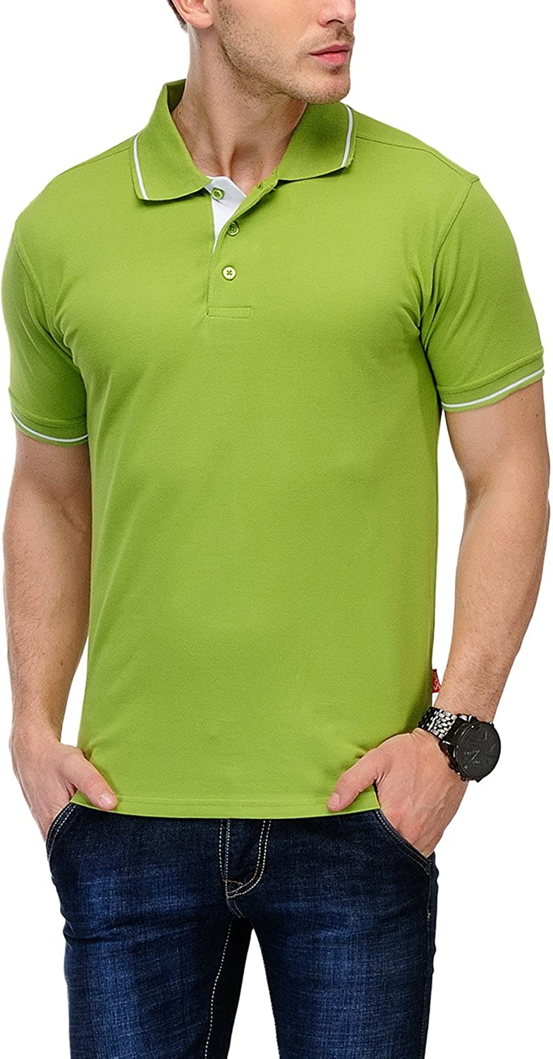Amazon Scott Men S Polo T Shirts At 50 Off Or More Online
