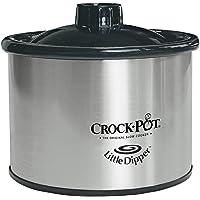 Crock-Pot 16-Ounce Little Dipper Food Warmer (Silver)