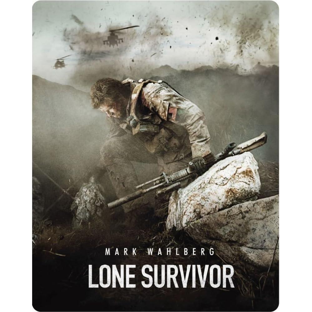 Lone Survivor (Steelbook)