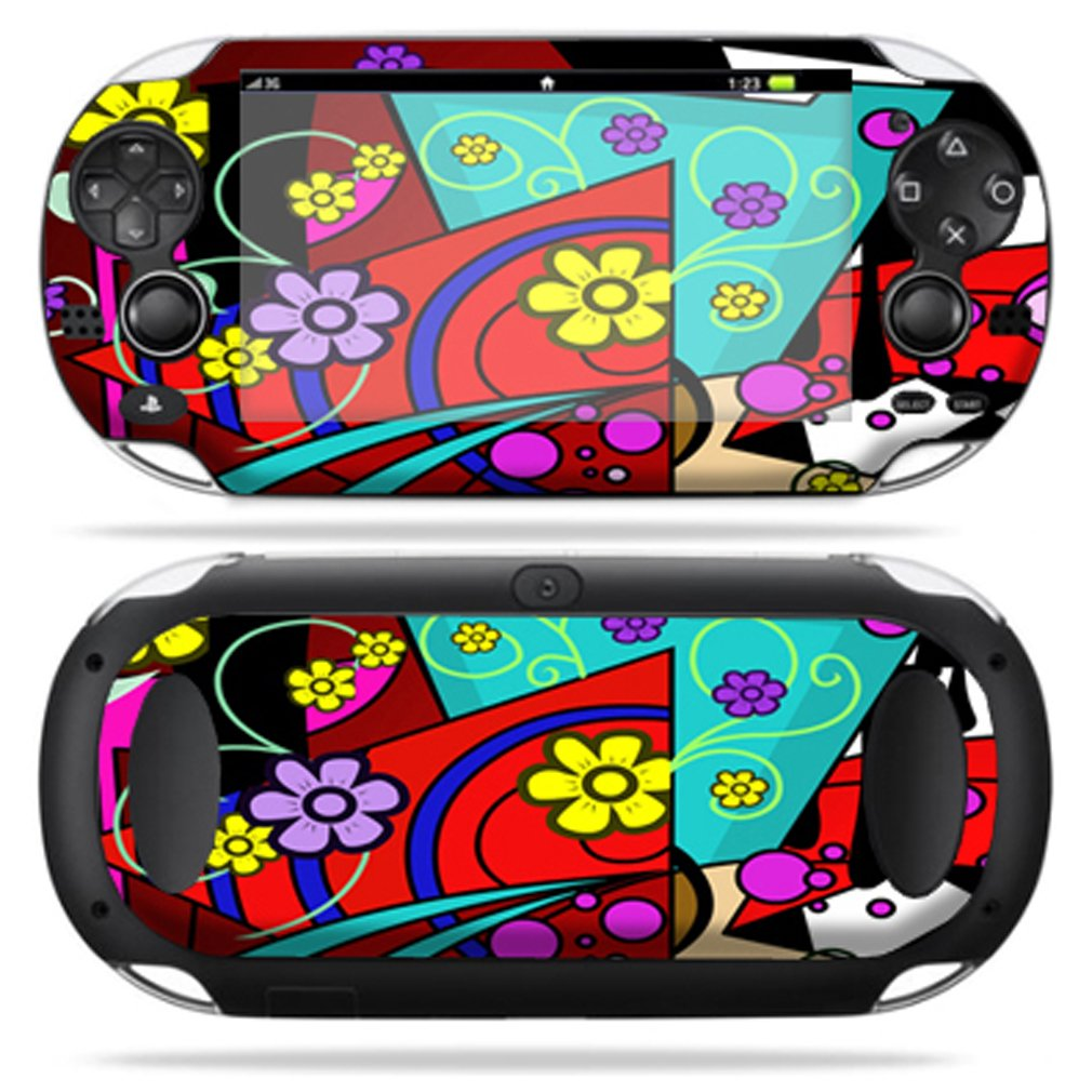 Protective Vinyl Skin Decal Cover for PS Vita PSVITA Playstation Vita Portable Sticker Skins Eye Candy ps4 dying light skin decal sticker for playstation4 console and 2 controller skins