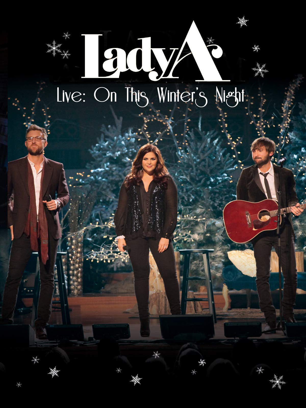 Lady A - Live: On This Winter's Night