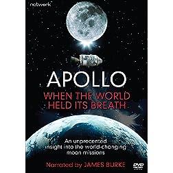 Apollo - When the World Held Its Breath [DVD]