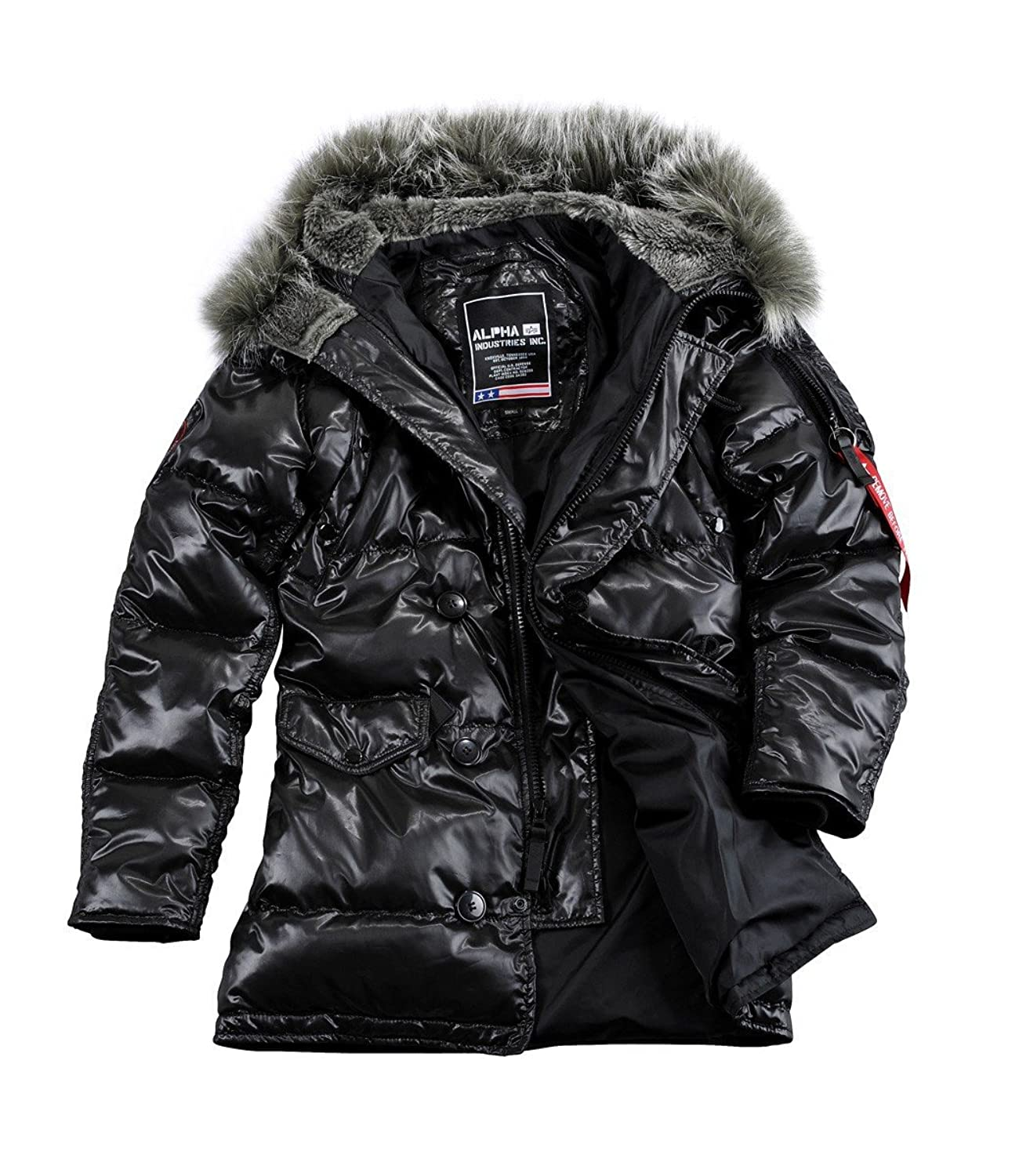 Alpha Industries N3B Down Jacket Wmn Winterjacke B