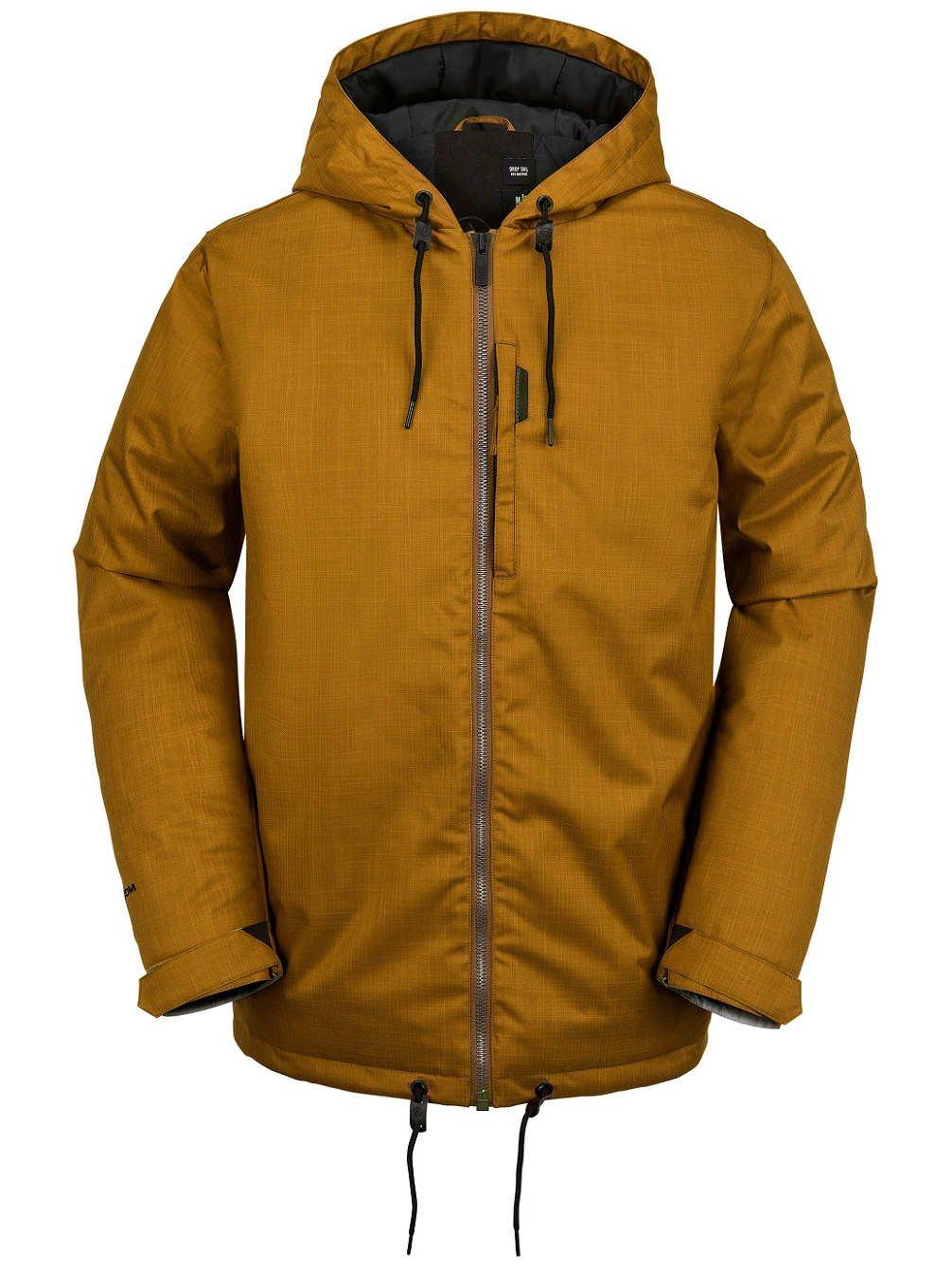 Herren Snowboard Jacke Volcom Patch Ins Jacket