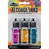 Tim Holtz Adirondack Alcohol Ink 0.5oz Pack of 3 - Nature Walk
