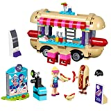 LEGO Friends Amusement Park Hot Dog Van 41129 (Color: Multicolor, Tamaño: 243 Piece)