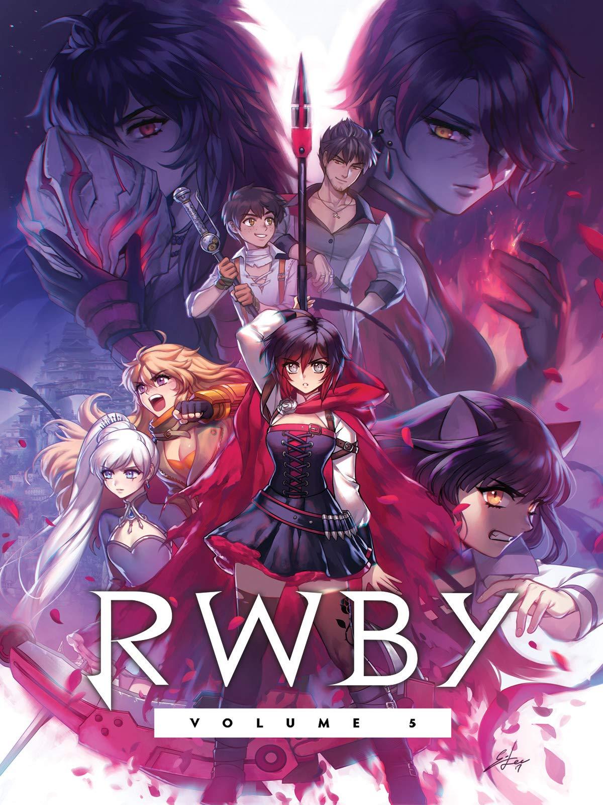 RWBY: Volume 5 on Amazon Prime Video UK