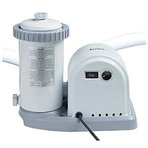 Intex Filterpumpe optimo 5700 l/h Ersatzfilter  GartenKundenbewertung und Beschreibung