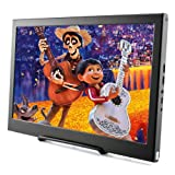 Elecrow 13.3 Inch IPS Raspberry Pi Display 1920X1080 Resolution Dual HDMI Portable Monitor PS3 PS4 Gaming Screen with Build-in Speakers for Raspberry Pi WiiU Xbox 360 Windows 7/8/10 (Color: Black, Tamaño: 13.3)