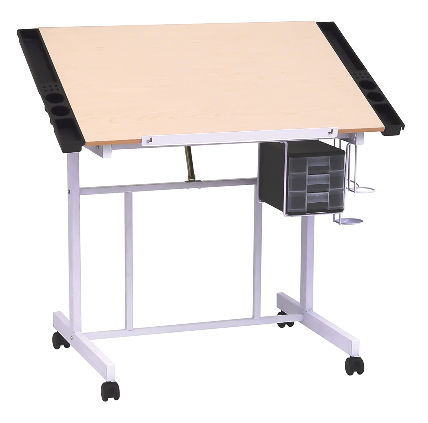 Deluxe Craft Station Large Work Surface Table Top Easily