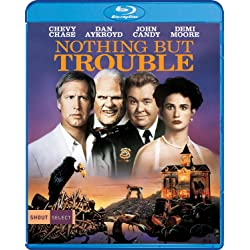 Nothing But Trouble [Blu-ray]