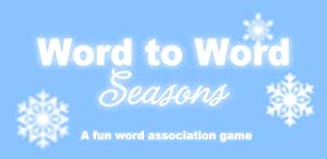 Word to Word Seasons - Fun and addictive word association from MochiBits