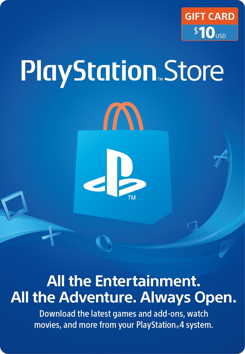 Buy Playstation Store Now!