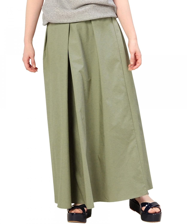 Amazon.co.jp: (ビューティーアンドユースユナイテッドアローズ) BEAUTY&YOUTH UNITED ARROWS BYBC タックロングスカート 16241992831 67 Olive フリー: 服&ファッション小物通販