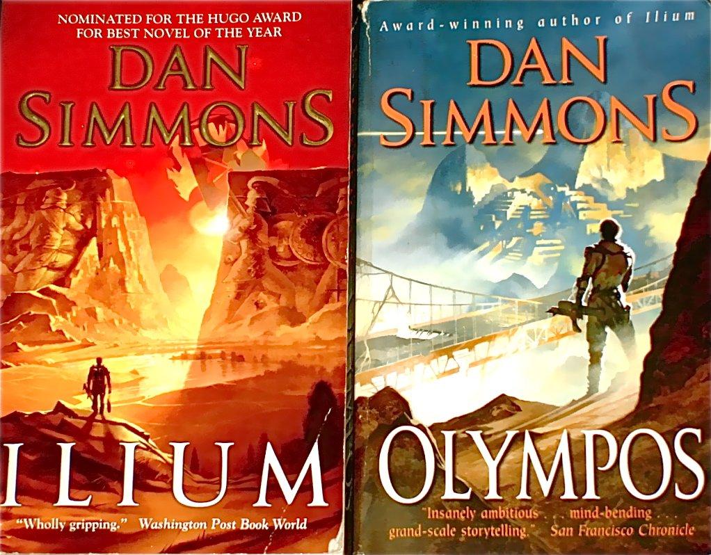 Olympos Dan Simmons Il...