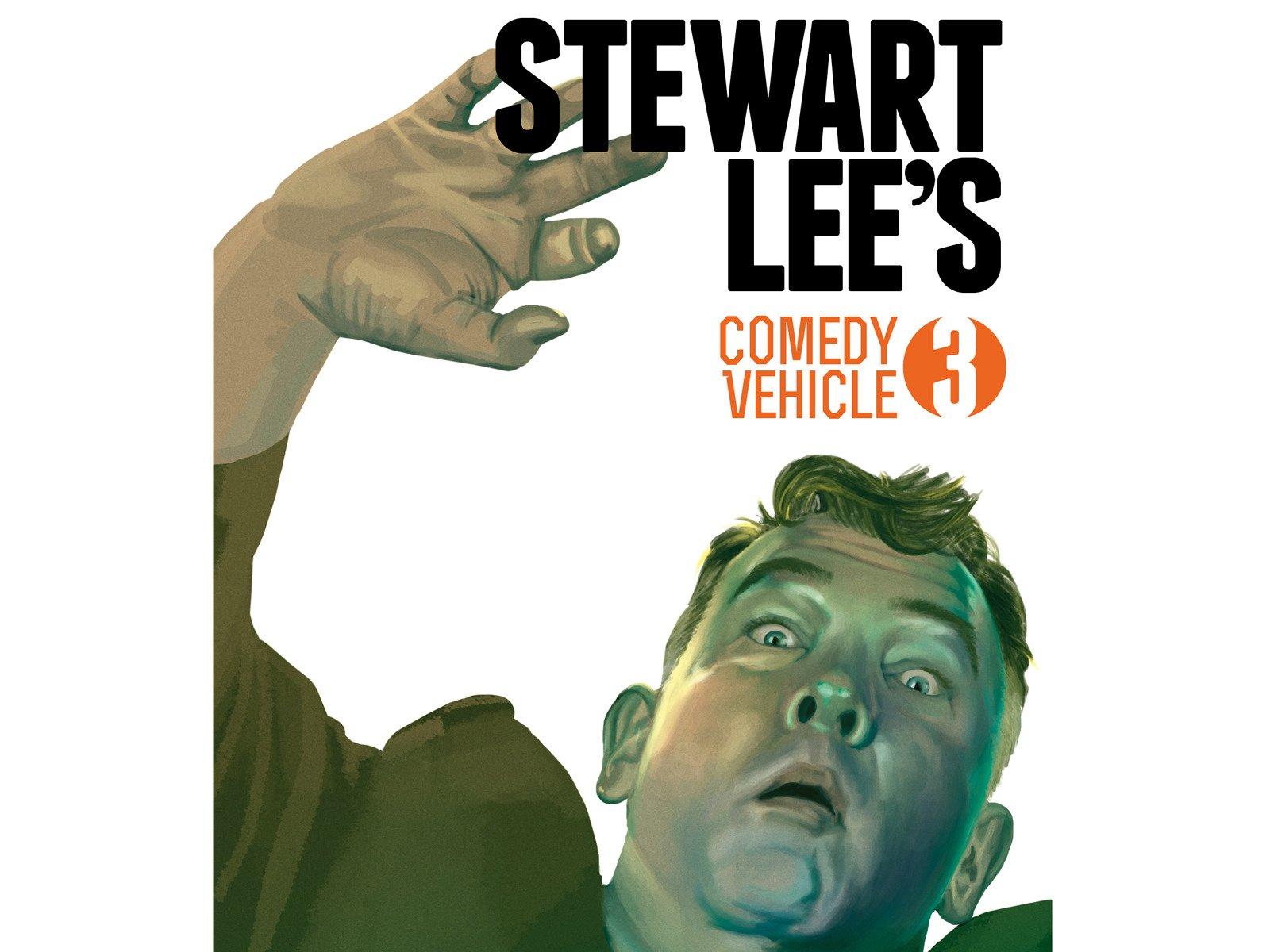 Stewart Lee's Comedy Vehicle: Series 3