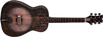 Dean Guitars Heirloom Copper Resonator Guitar