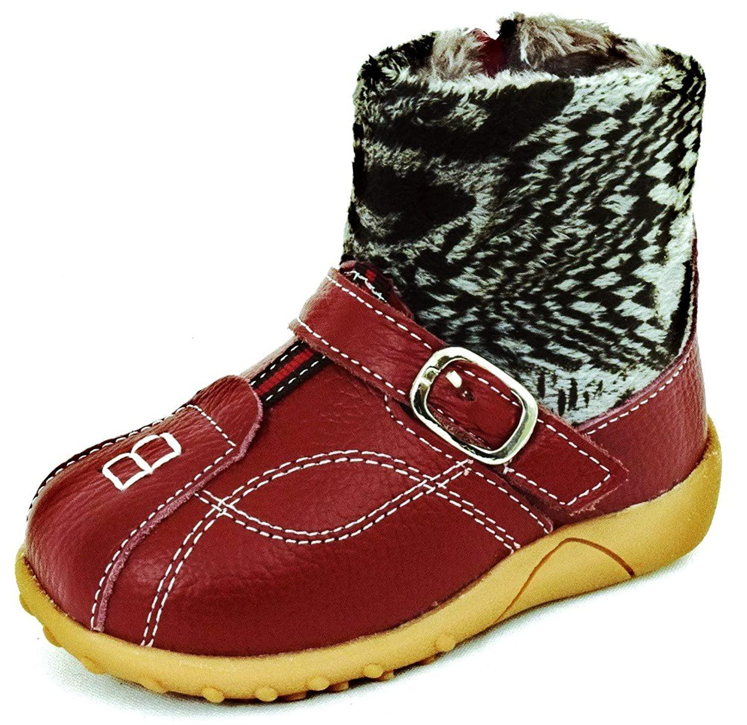 Baby / Kinder Winter Stiefel Boots Gr. 18 - 25 rot