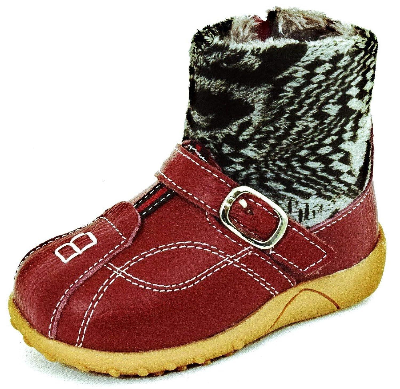 Baby / Kinder Winter Stiefel Boots Gr. 18 – 25 rot jetzt kaufen