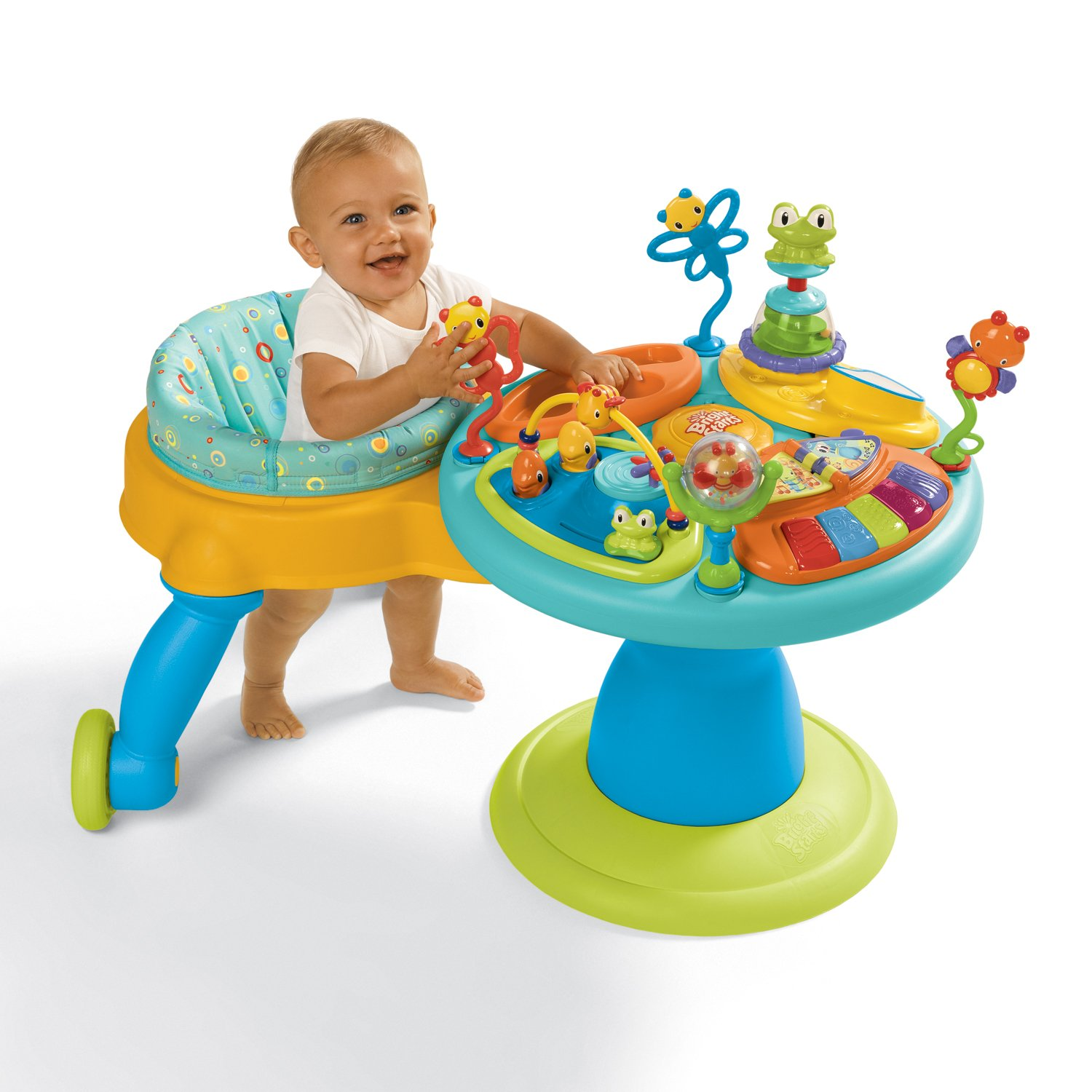 Fisher Price Laugh And Learn Puppy And Friends Learning Table http://www.amazon.com/Bright-Starts-Around-Activity-Station/dp ...