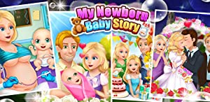 born Baby Story - Baby Care & School Life & After School FREE GAMES from 6677g ltd