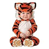Incharacter Costumes Baby Tiger Tot Costume, Orange/Black/White, M (12-18 Months) (Color: Orange/Black/White, Tamaño: Medium)