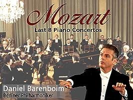 Barenboim and the Berliner Philharmoniker - Mozart Piano Concerto No. 20 Season 1 (No Dialog)