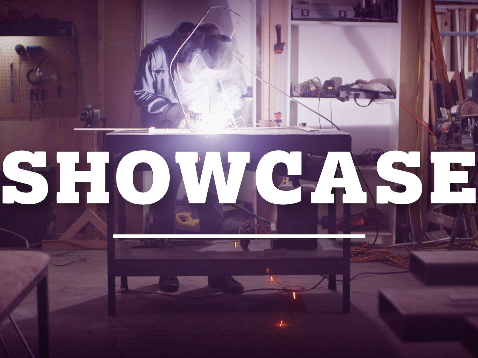 Showcase on Amazon Prime Instant Video UK