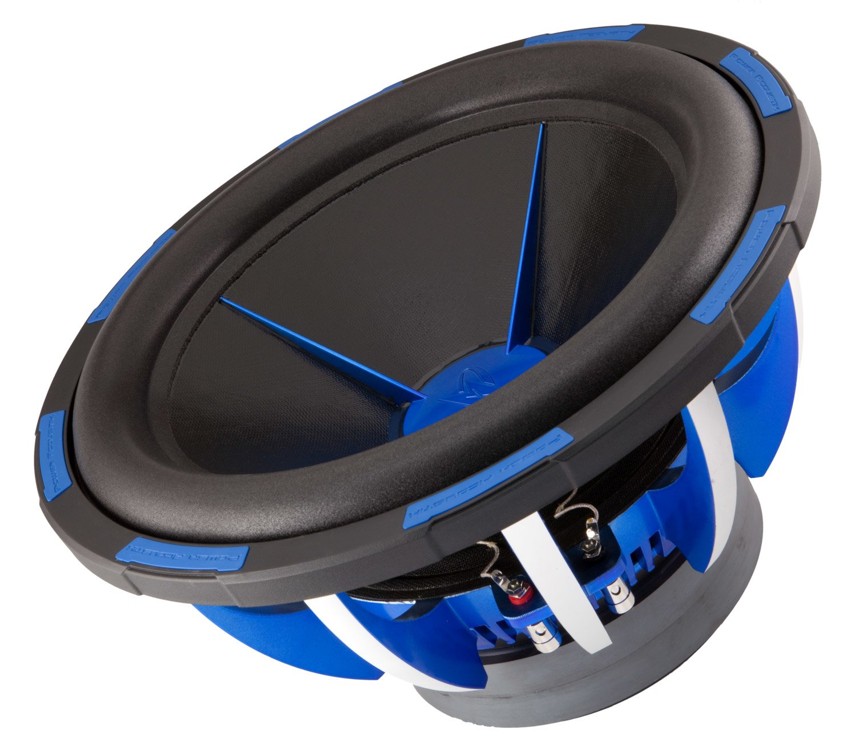 Power Acoustik MOFO 15-Inch Competition Subwoofer Dual 2-Ohm Voice Coils