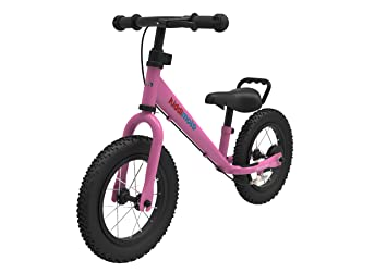 Kiddimoto - 2042296 - Draisienne - Super Junior Max - Rose