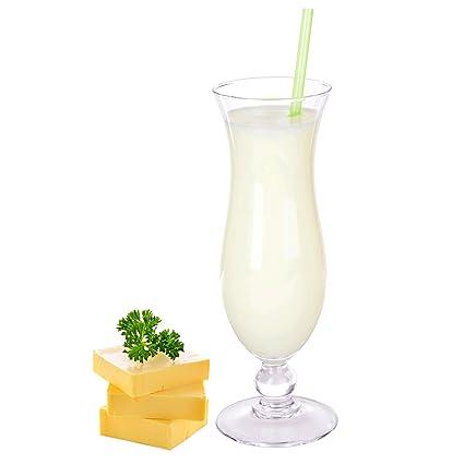 Butter Geschmack Proteinpulver Vegan mit 90% reinem Protein Eiweiß L-Carnitin angereichert fur Proteinshakes Eiweißshakes Aspartamfrei (10 kg)