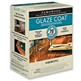FamoWood 5050110 Glaze Coat Kit - Gallon Clear (Color: Clear)