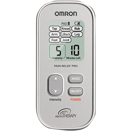 Omron Pain Relief Pro Palm Massager Reviews
