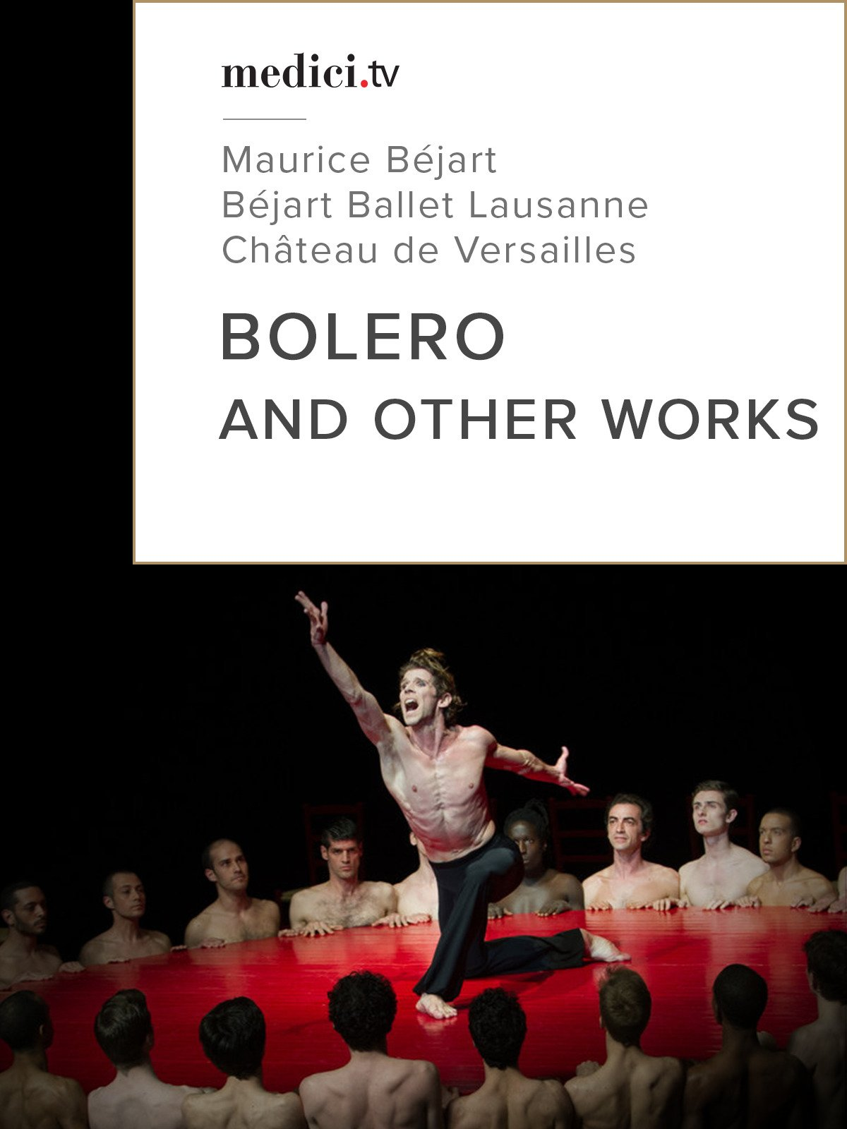 Bolero and other works, Maurice Béjart